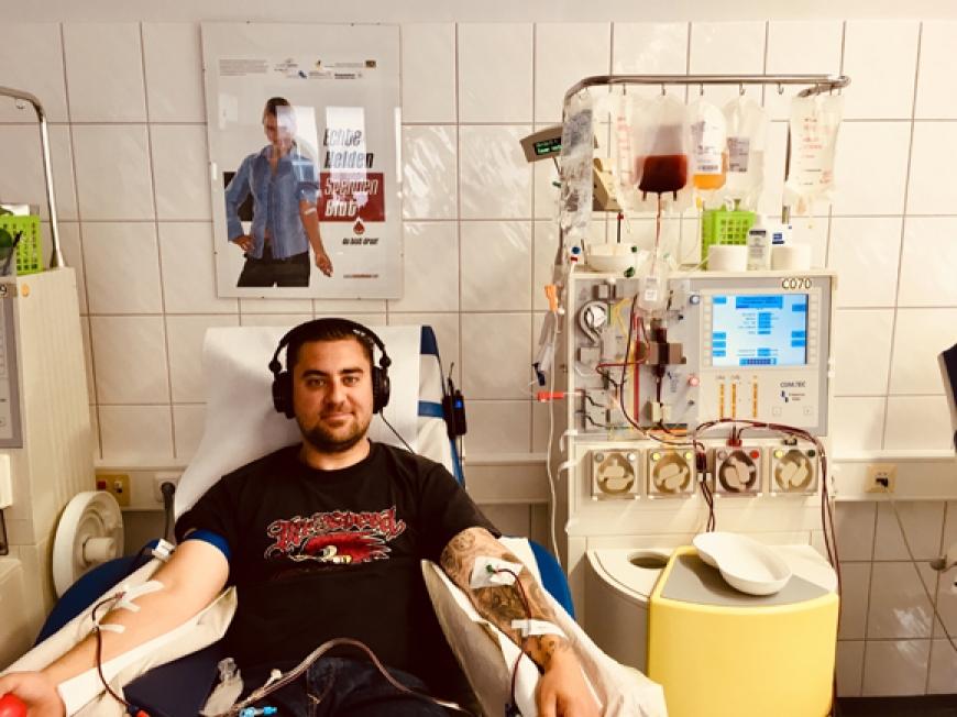 'Gesunde Stammzellen von Mathias gehen nach Südeuropa'-Bild-1