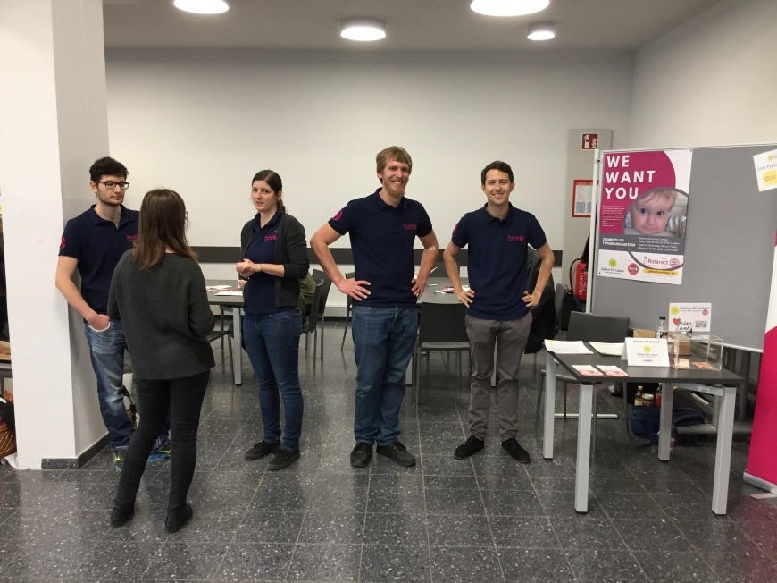 'Tolle Typisierungsaktion an Universität in der Steiermark'-Bild-3