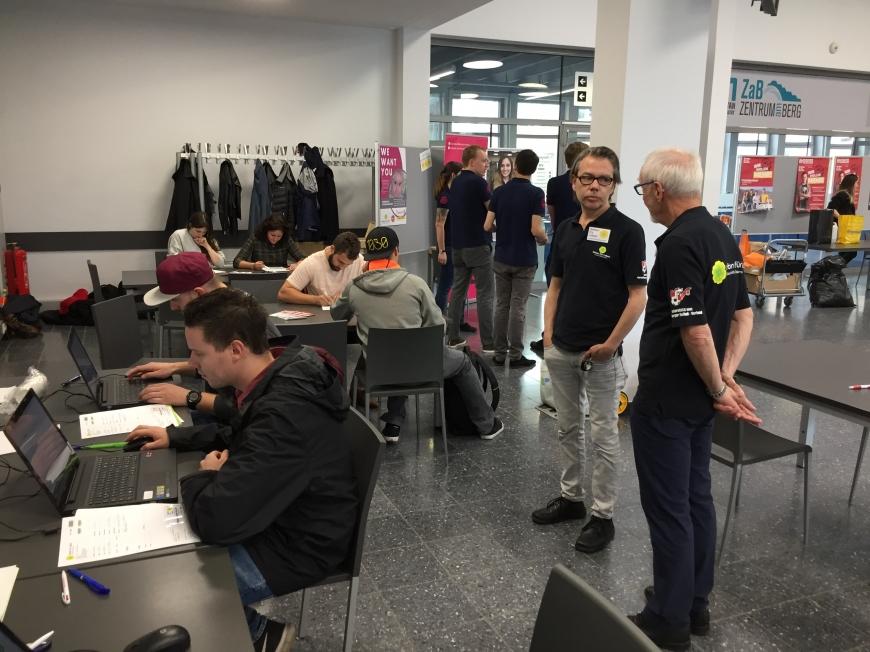 'Tolle Typisierungsaktion an Universität in der Steiermark'-Bild-5