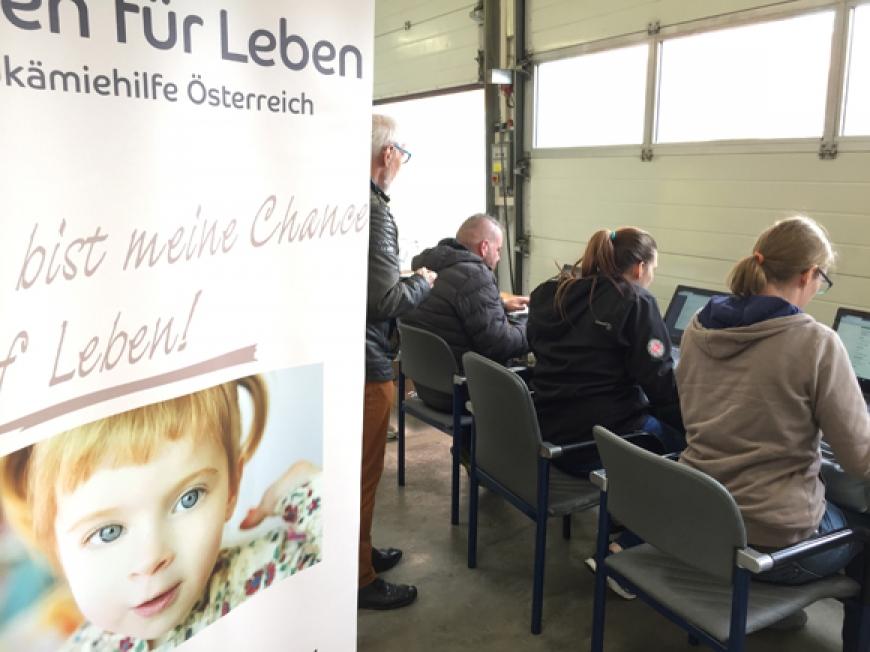 'Aktion in Niederösterreich auf private Initiative'-Bild-1