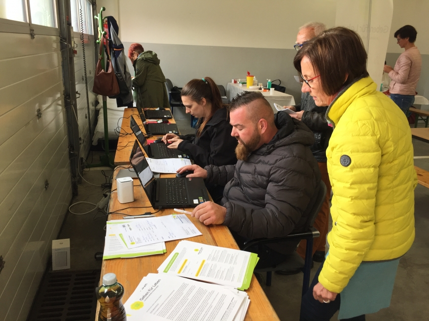 'Aktion in Niederösterreich auf private Initiative'-Bild-5