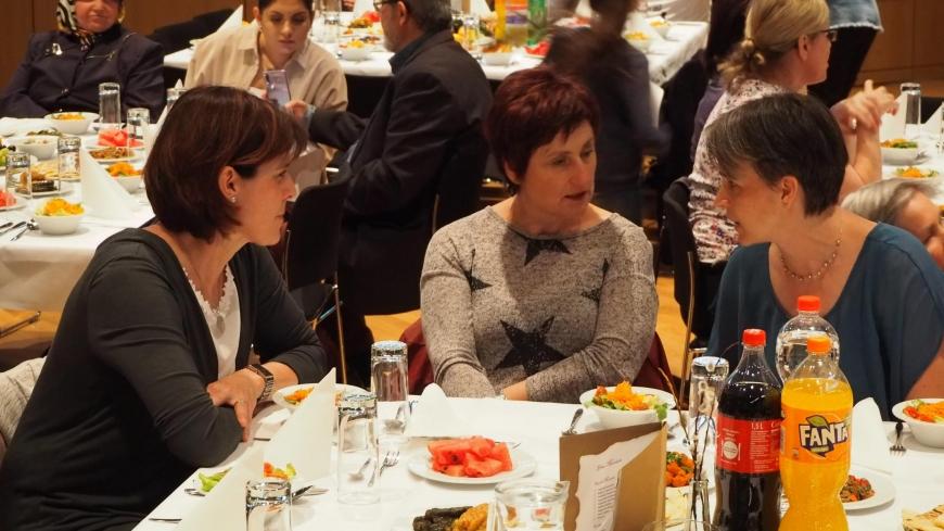 'Viertes Fastenbrechen des Integrationsbeirats in Altach ein voller Erfolg'-Bild-3