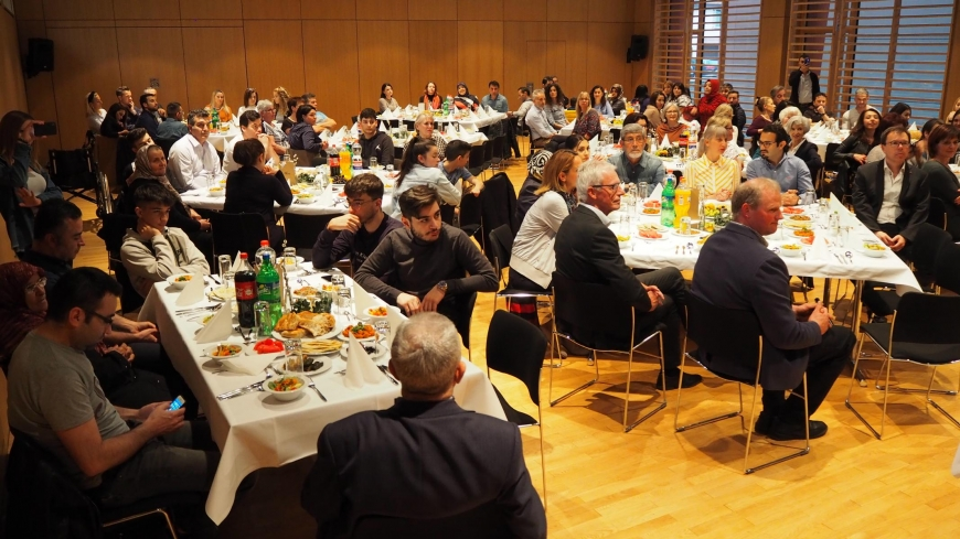 'Viertes Fastenbrechen des Integrationsbeirats in Altach ein voller Erfolg'-Bild-16