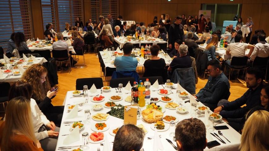 'Viertes Fastenbrechen des Integrationsbeirats in Altach ein voller Erfolg'-Bild-18