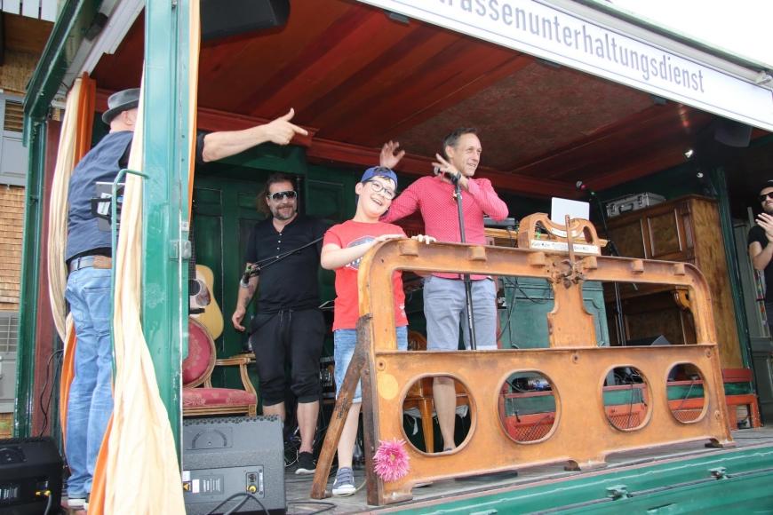 'Söhne Mannheims, Jumbo Schreiner und Falco Luneau begeisterten die Gäste im Bregenzerwald'-Bild-5