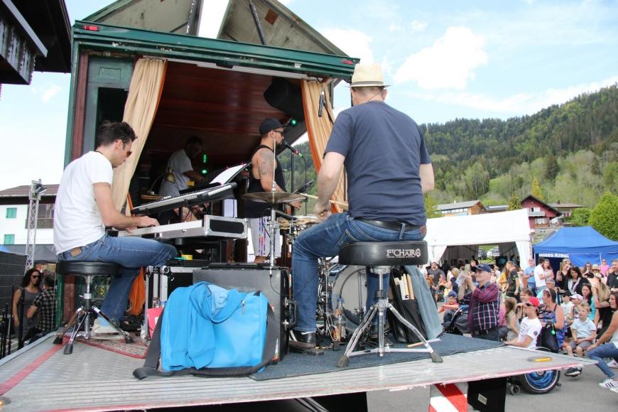'Söhne Mannheims, Jumbo Schreiner und Falco Luneau begeisterten die Gäste im Bregenzerwald'-Bild-7