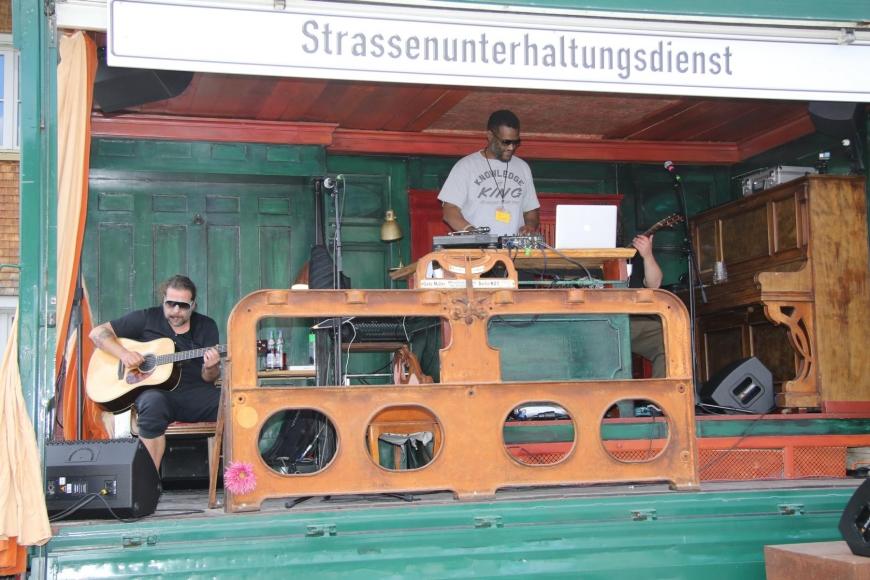 'Söhne Mannheims, Jumbo Schreiner und Falco Luneau begeisterten die Gäste im Bregenzerwald'-Bild-30