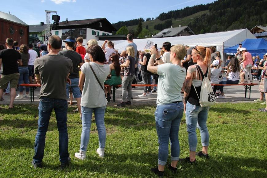 'Söhne Mannheims, Jumbo Schreiner und Falco Luneau begeisterten die Gäste im Bregenzerwald'-Bild-40