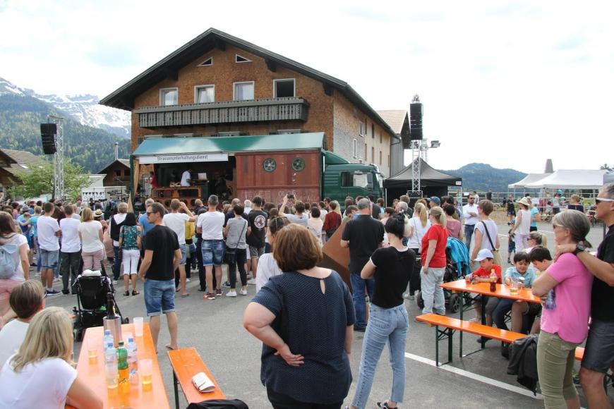 'Söhne Mannheims, Jumbo Schreiner und Falco Luneau begeisterten die Gäste im Bregenzerwald'-Bild-43