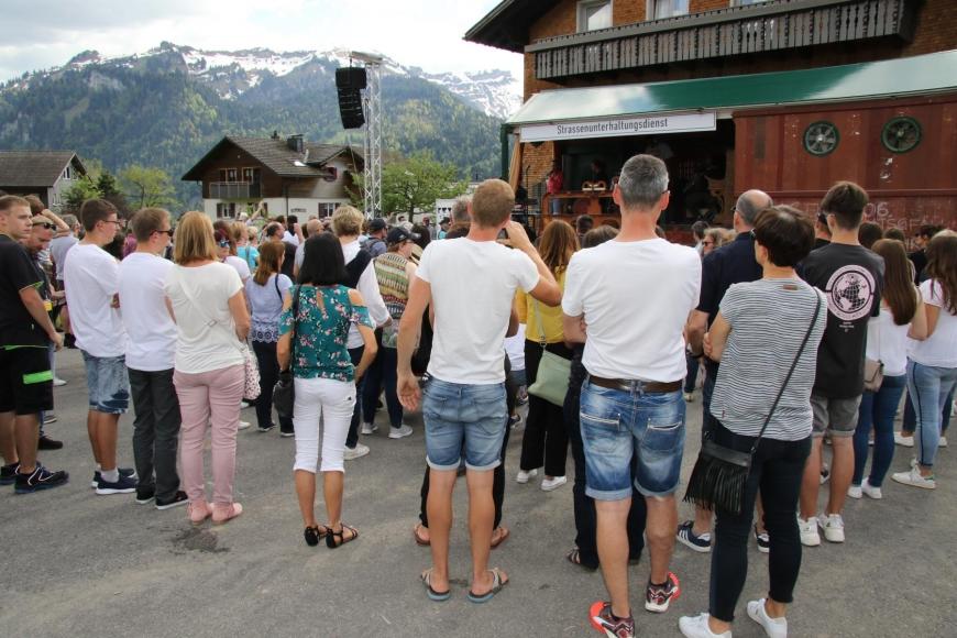 'Söhne Mannheims, Jumbo Schreiner und Falco Luneau begeisterten die Gäste im Bregenzerwald'-Bild-44