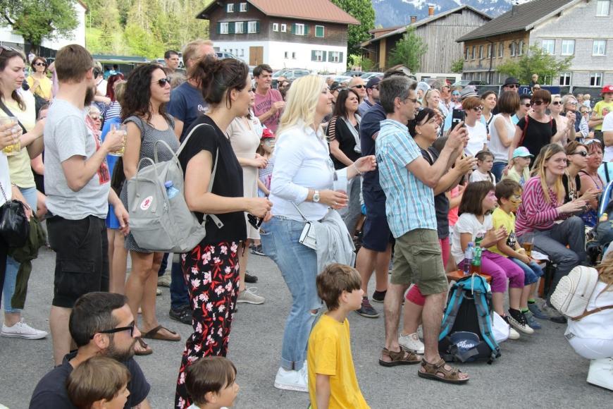 'Söhne Mannheims, Jumbo Schreiner und Falco Luneau begeisterten die Gäste im Bregenzerwald'-Bild-49