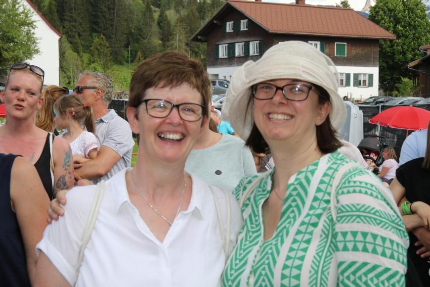'Söhne Mannheims, Jumbo Schreiner und Falco Luneau begeisterten die Gäste im Bregenzerwald'-Bild-64