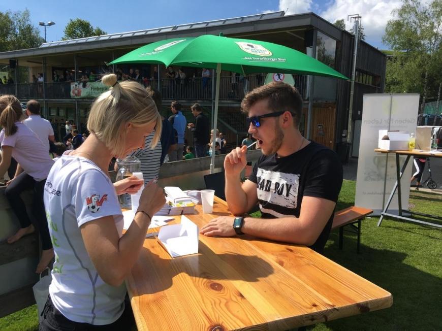 'Viele Typisierungen und über € 2.000,- an Spenden in Alberschwende'-Bild-1