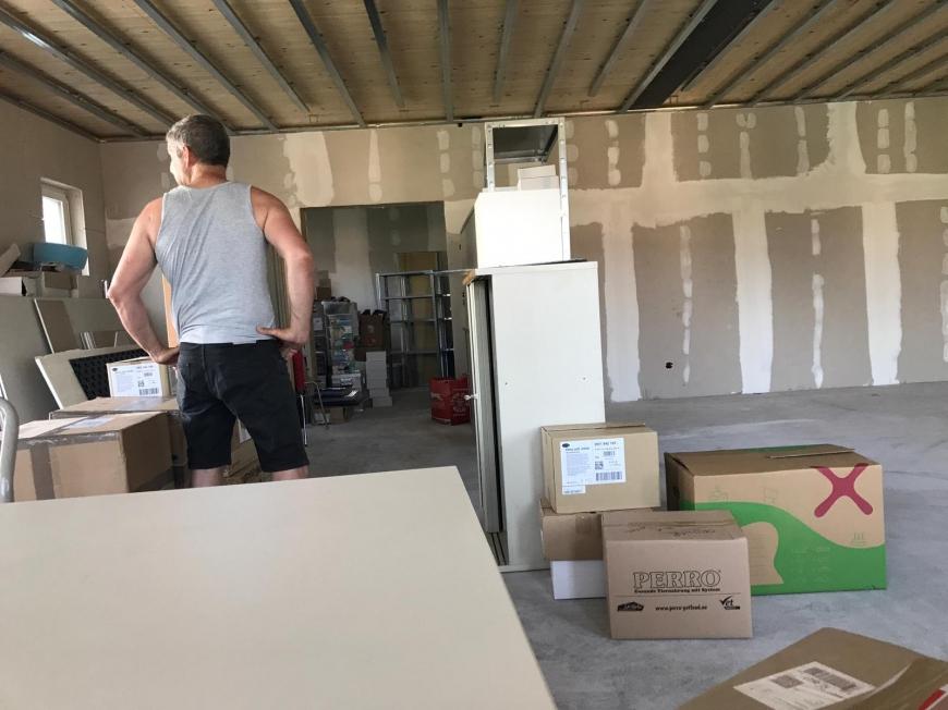 'Großartige neue Räumlichkeiten in der Alten Mühle Hard sind unsere neue Heimat'-Bild-2