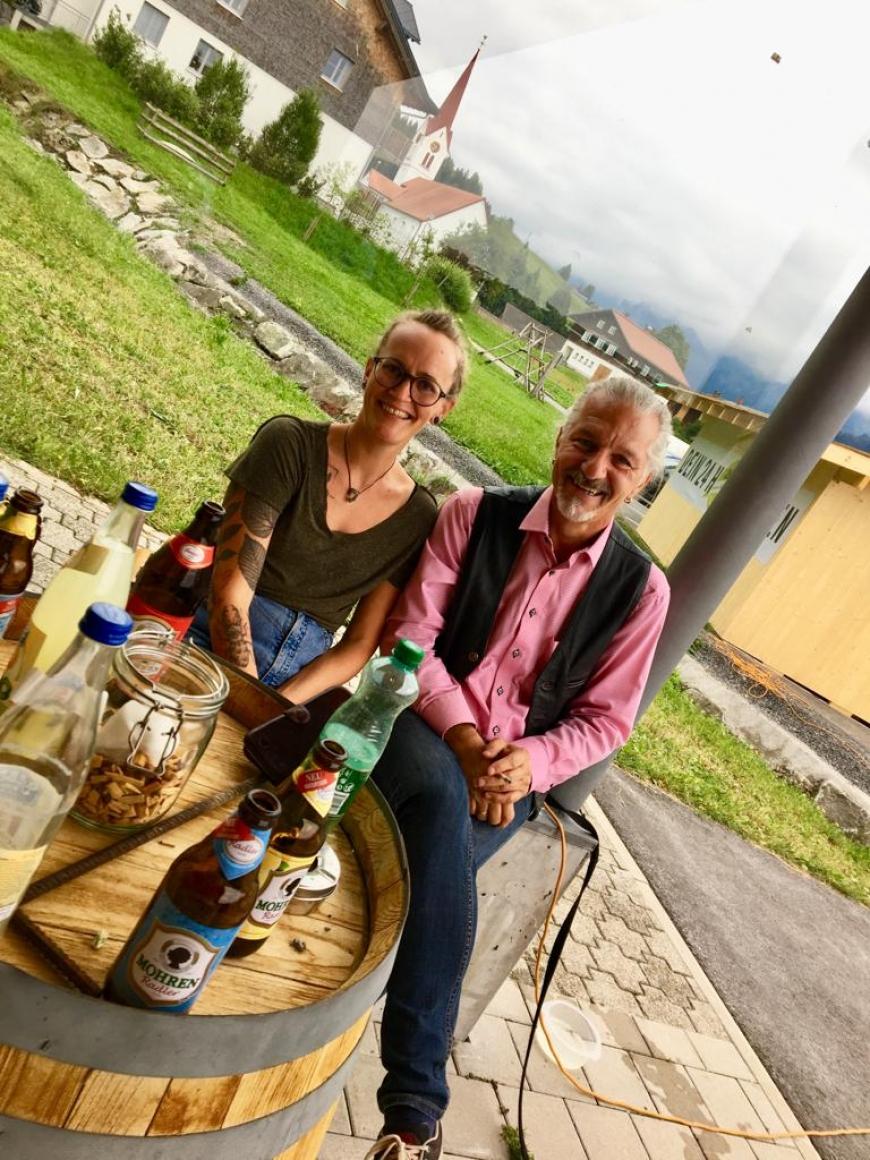 'Essen als Dankeschön für Benefizkonzerte im Dorner Hof Sibratsgfäll'-Bild-1