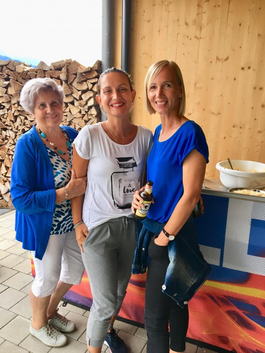 'Essen als Dankeschön für Benefizkonzerte im Dorner Hof Sibratsgfäll'-Bild-4