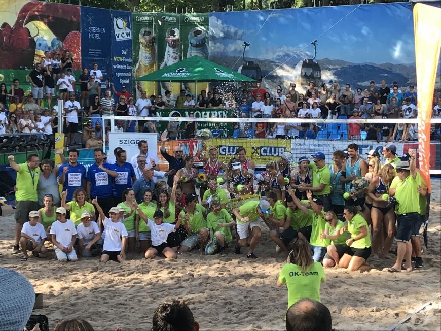 'Traditionelle Beachvolleyball Trophy in Wolfurt mit 112 Typisierungen und € 4.500,- Spende'-Bild-8
