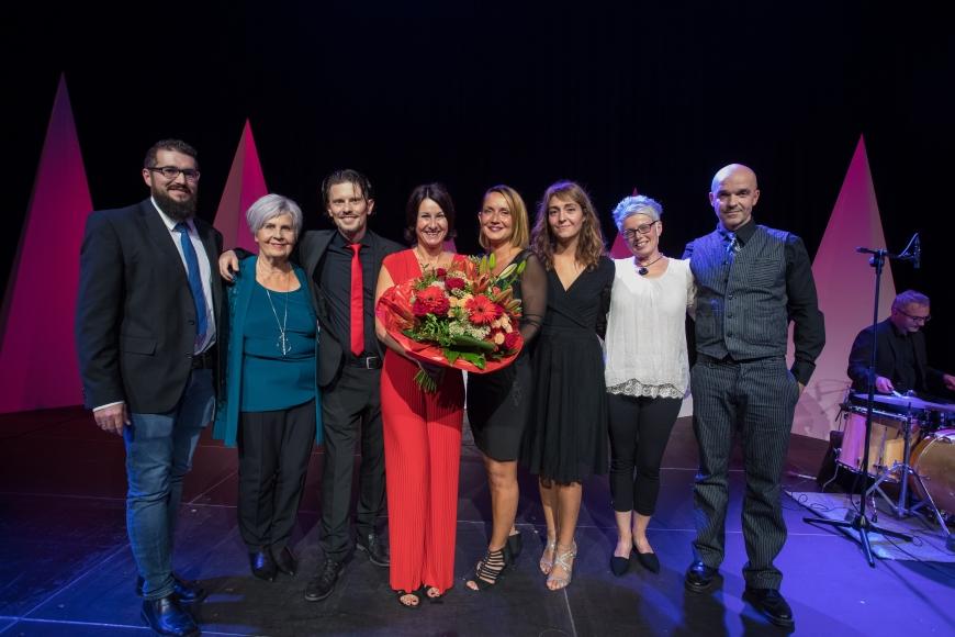 'Berührende Preisverleihung im Festspielhaus Bregenz würdigt Arbeit von Susanne Marosch'-Bild-5
