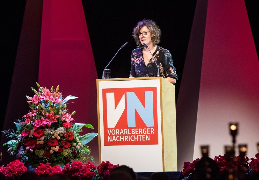 'Berührende Preisverleihung im Festspielhaus Bregenz würdigt Arbeit von Susanne Marosch'-Bild-6