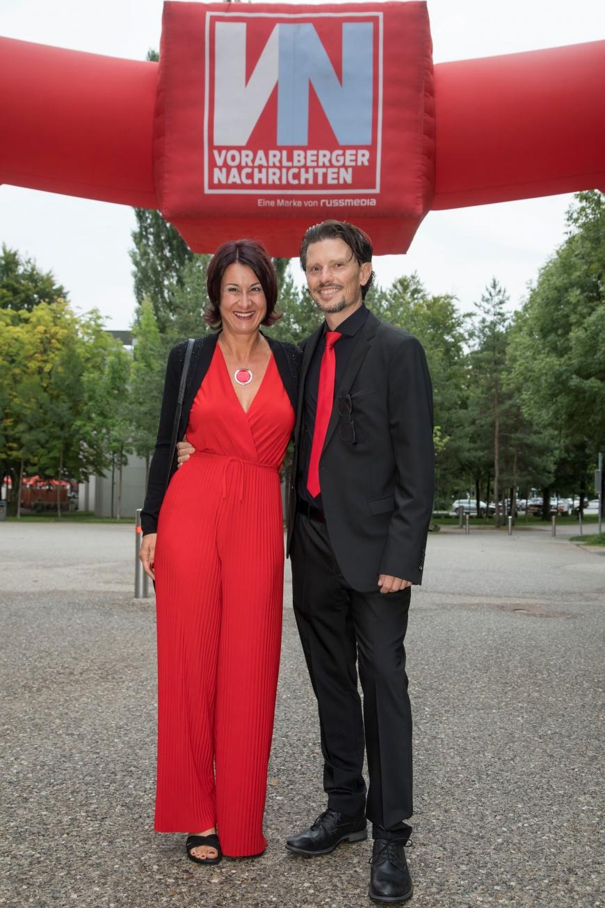 'Berührende Preisverleihung im Festspielhaus Bregenz würdigt Arbeit von Susanne Marosch'-Bild-8
