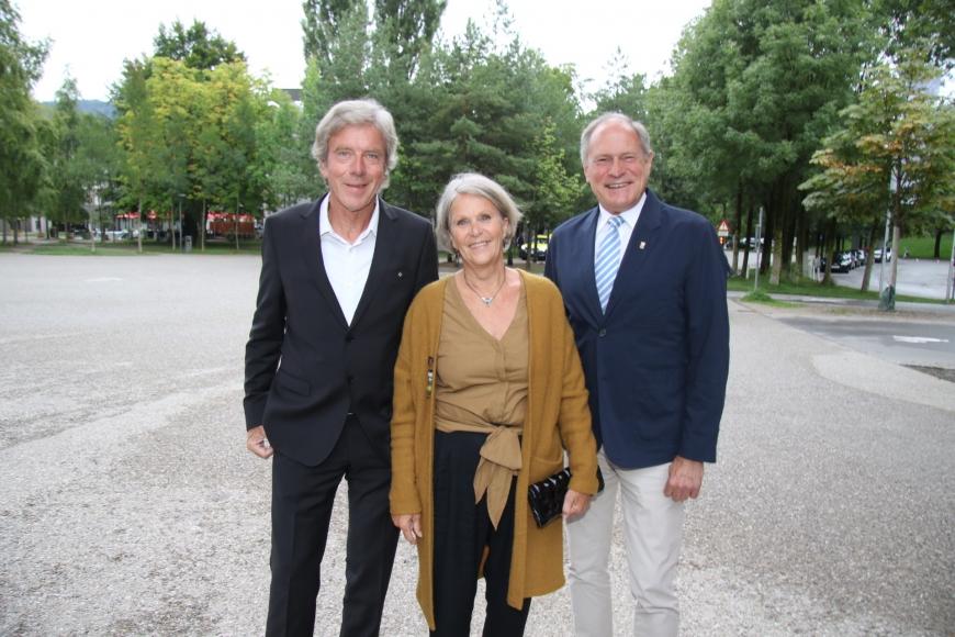 'Berührende Preisverleihung im Festspielhaus Bregenz würdigt Arbeit von Susanne Marosch'-Bild-15