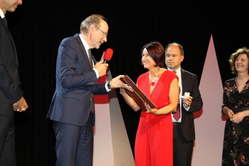 'Berührende Preisverleihung im Festspielhaus Bregenz würdigt Arbeit von Susanne Marosch'-Bild-27