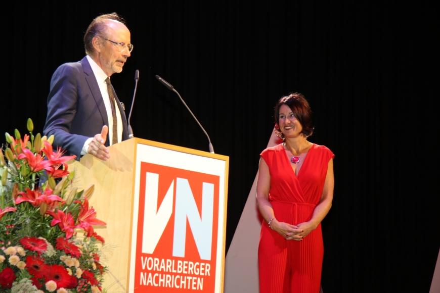 'Berührende Preisverleihung im Festspielhaus Bregenz würdigt Arbeit von Susanne Marosch'-Bild-28