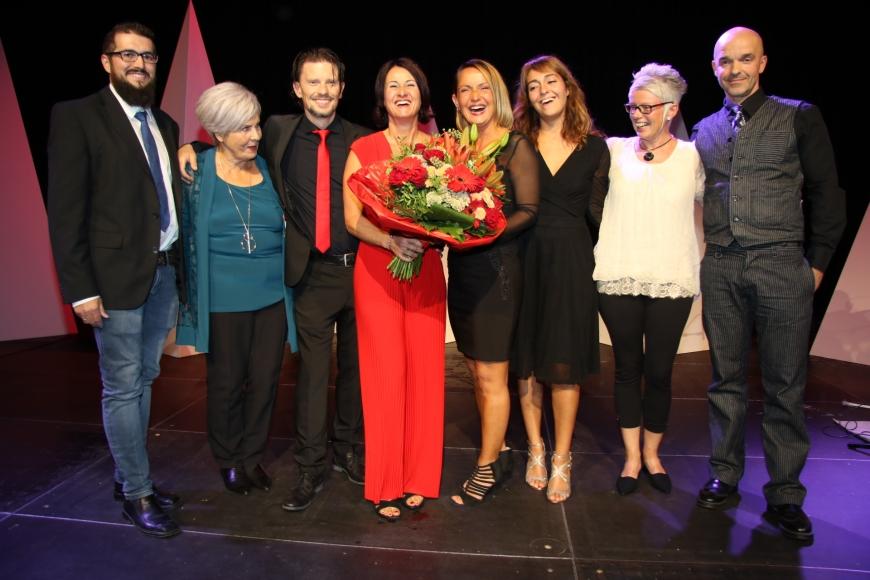 'Berührende Preisverleihung im Festspielhaus Bregenz würdigt Arbeit von Susanne Marosch'-Bild-37