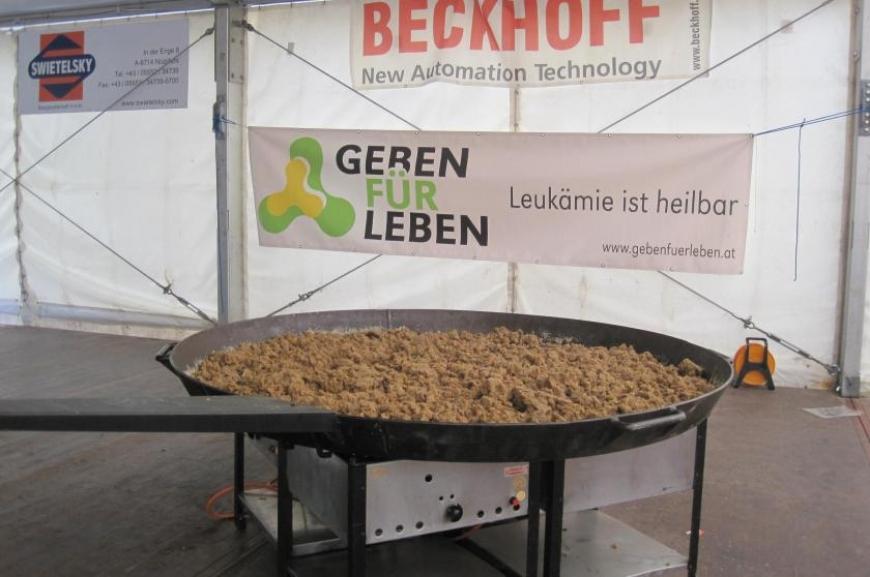 'Spende von € 1100,- durch A FÄSCHT METNAN!'-Bild-2