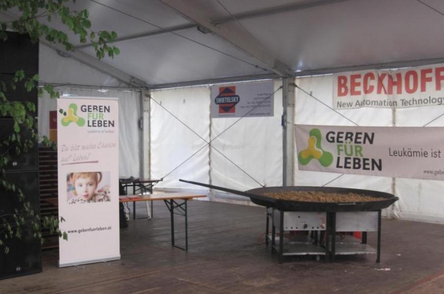 'Spende von € 1100,- durch A FÄSCHT METNAN!'-Bild-6