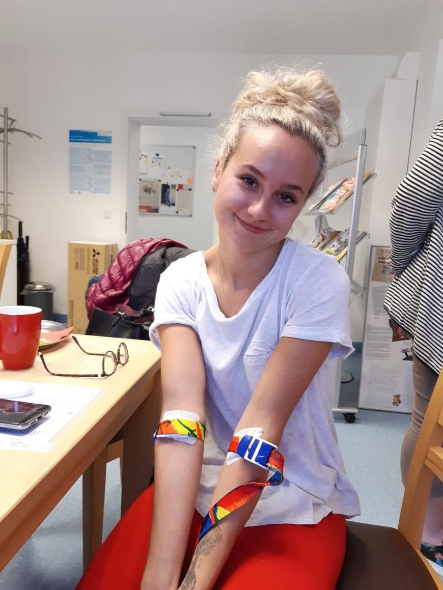 'Junge Vorarlbergerin spendet ihre gesunden Stammzellen an europäischen Mann'-Bild-2