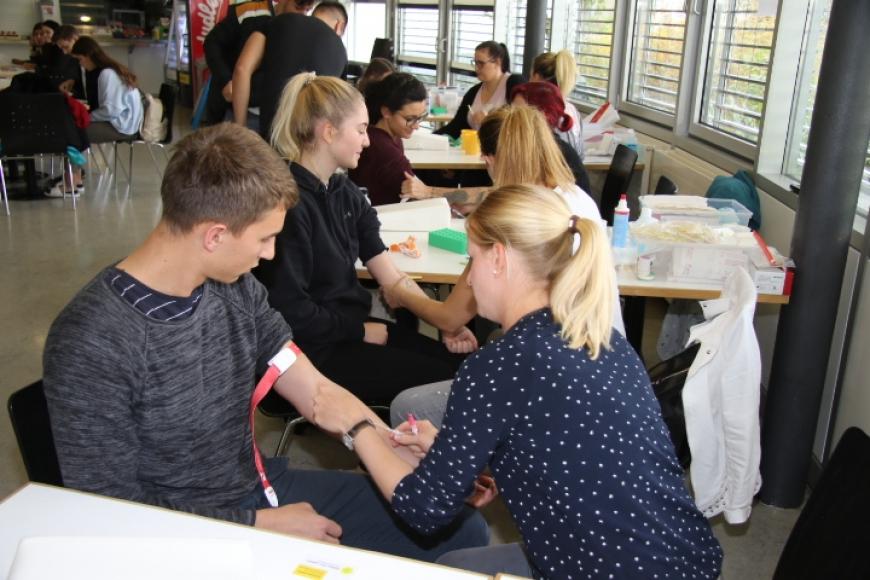 'Typisierungsaktion an Vorarlberger Schule ein voller Erfolg'-Bild-15