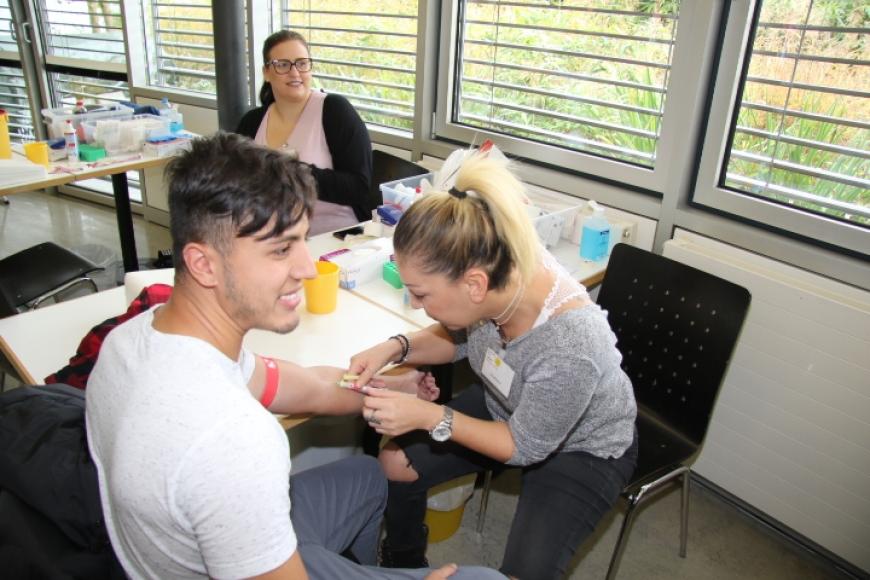 'Typisierungsaktion an Vorarlberger Schule ein voller Erfolg'-Bild-17