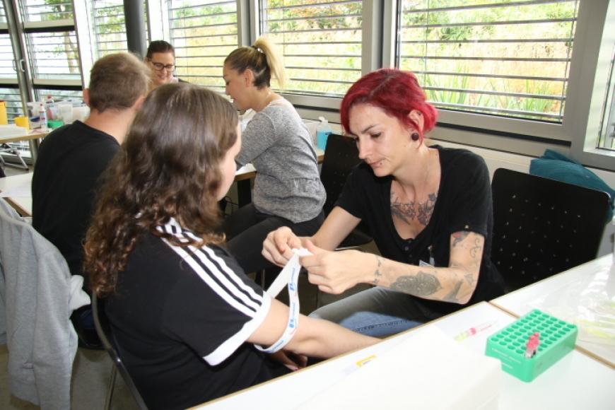 'Typisierungsaktion an Vorarlberger Schule ein voller Erfolg'-Bild-18