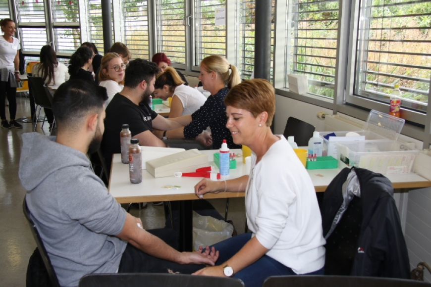'Typisierungsaktion an Vorarlberger Schule ein voller Erfolg'-Bild-22