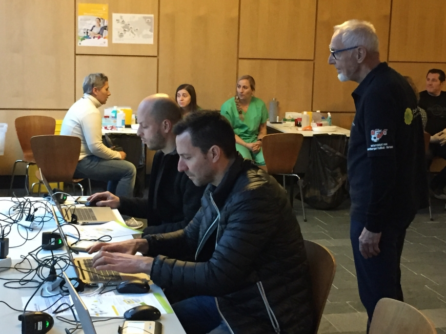'KPH Wien und Krems mit erfolgreicher Typisierungsaktion in St. Pölten'-Bild-1