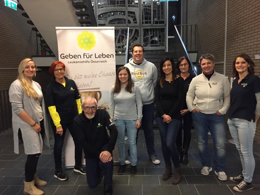 'KPH Wien und Krems mit erfolgreicher Typisierungsaktion in St. Pölten'-Bild-3