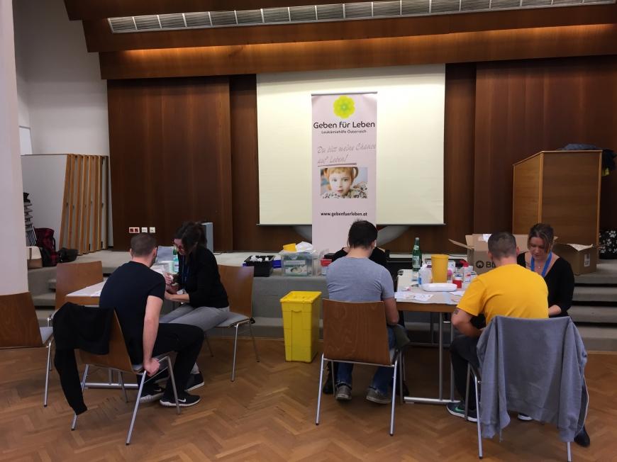 'Erfolgreiche Typisierungsaktion im Burgenland auf Initiative des Landeshauptmanns'-Bild-3