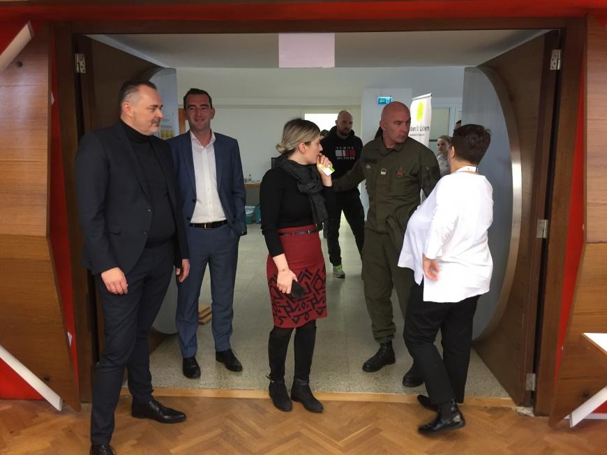 'Erfolgreiche Typisierungsaktion im Burgenland auf Initiative des Landeshauptmanns'-Bild-4
