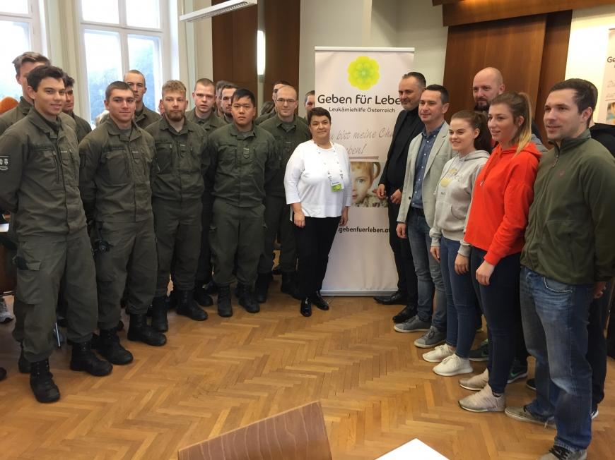 'Erfolgreiche Typisierungsaktion im Burgenland auf Initiative des Landeshauptmanns'-Bild-6