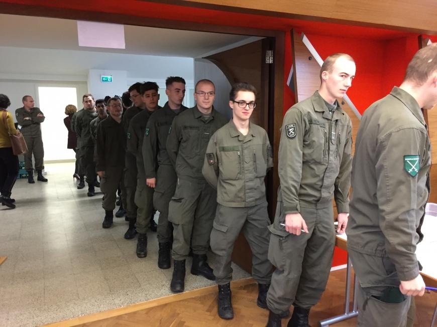 'Erfolgreiche Typisierungsaktion im Burgenland auf Initiative des Landeshauptmanns'-Bild-10