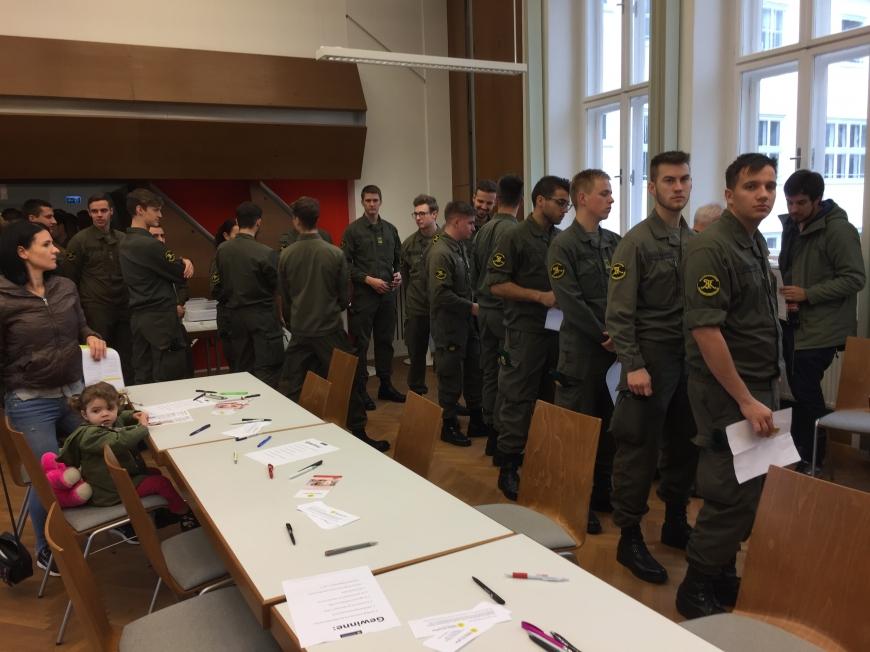 'Erfolgreiche Typisierungsaktion im Burgenland auf Initiative des Landeshauptmanns'-Bild-12
