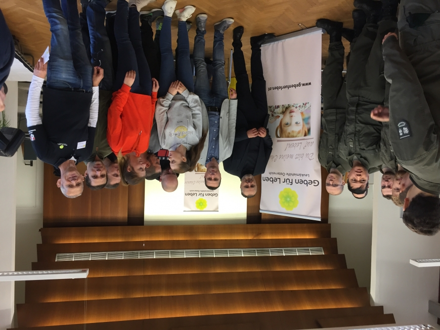 'Erfolgreiche Typisierungsaktion im Burgenland auf Initiative des Landeshauptmanns'-Bild-17