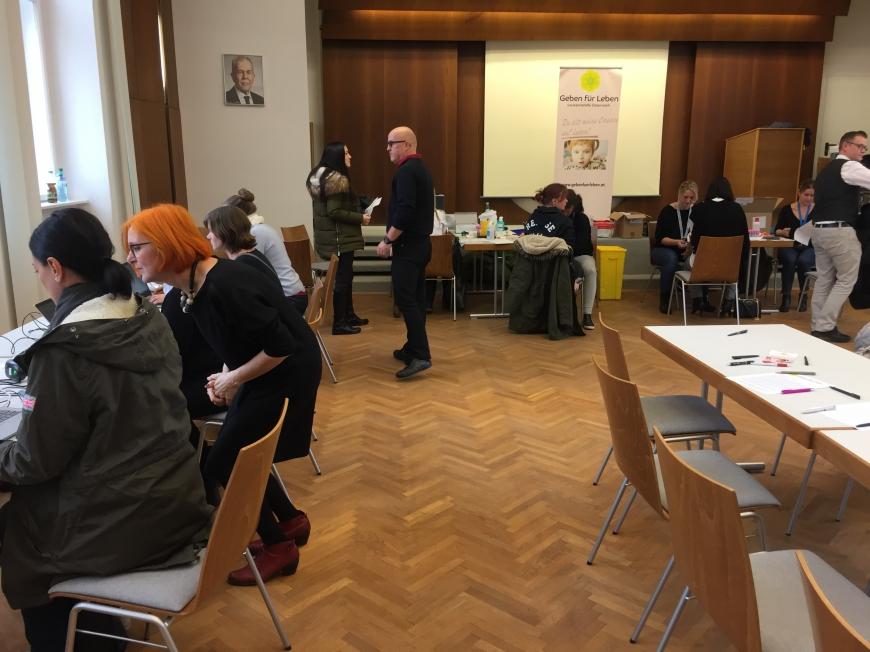 'Erfolgreiche Typisierungsaktion im Burgenland auf Initiative des Landeshauptmanns'-Bild-19