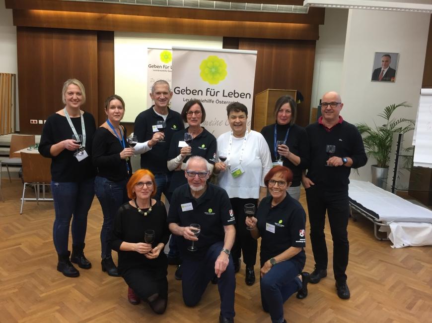 'Erfolgreiche Typisierungsaktion im Burgenland auf Initiative des Landeshauptmanns'-Bild-20