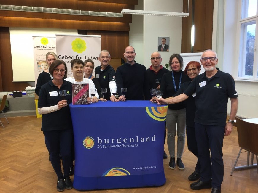 'Erfolgreiche Typisierungsaktion im Burgenland auf Initiative des Landeshauptmanns'-Bild-24
