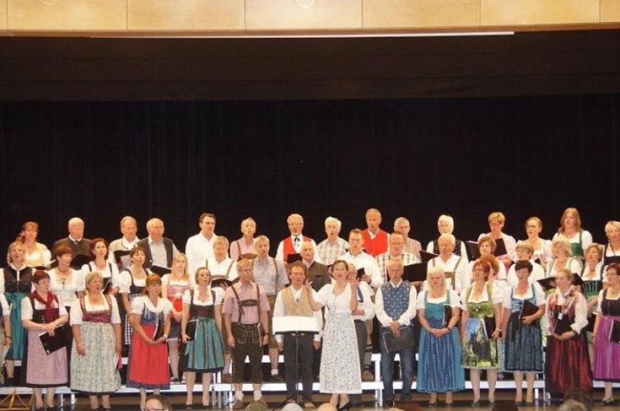 'Bildsteiner Chor spendet durch Benefizkonzert € 2.625,-!'-Bild-3