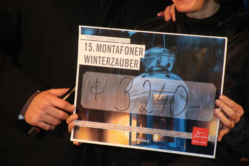 'Weihnachtszauber im Montafon mit Markus Wolfahrt bringt viele Emotionen und große Hilfe'-Bild-1