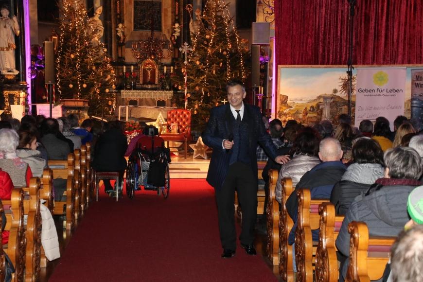 'Weihnachtszauber im Montafon mit Markus Wolfahrt bringt viele Emotionen und große Hilfe'-Bild-6