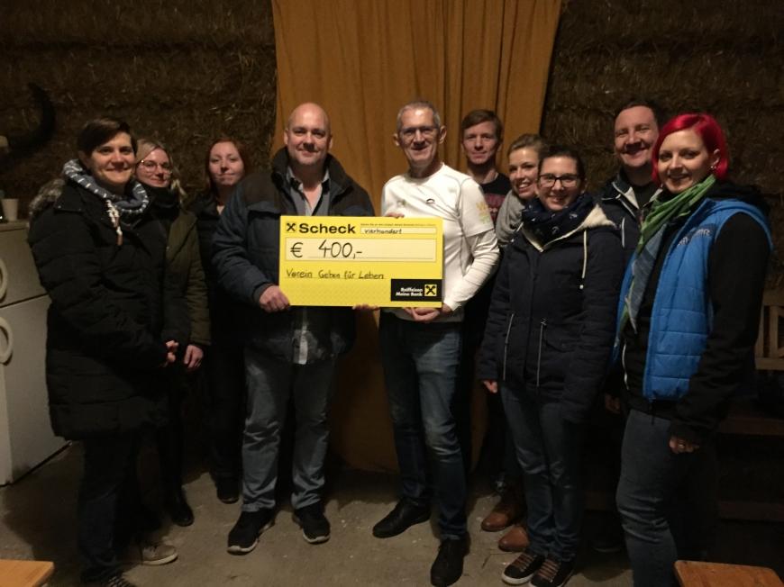 'Erfolgreiche Typisierungsaktion in Niederösterreich von Familie Dorn'-Bild-1